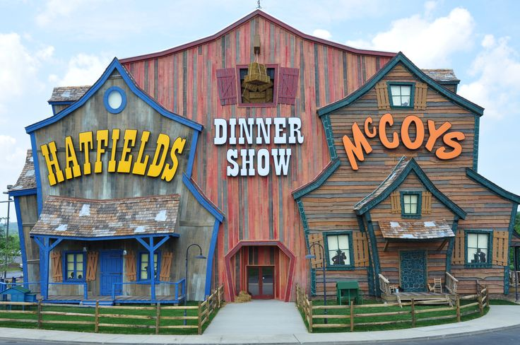 Hatfields & McCoys Dinner and Show in Pigeon Forge