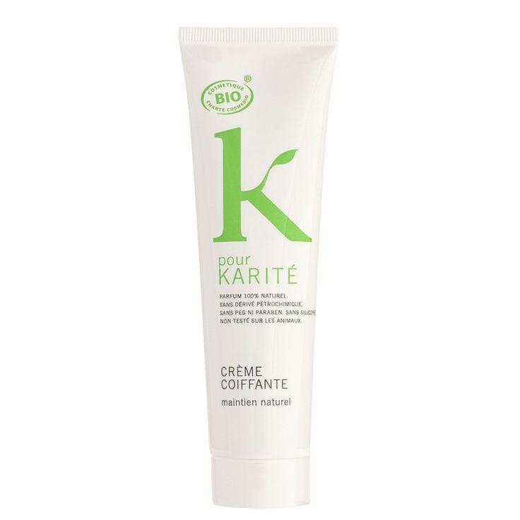 Crema capilar de acabado, natural, de K pour Karité.