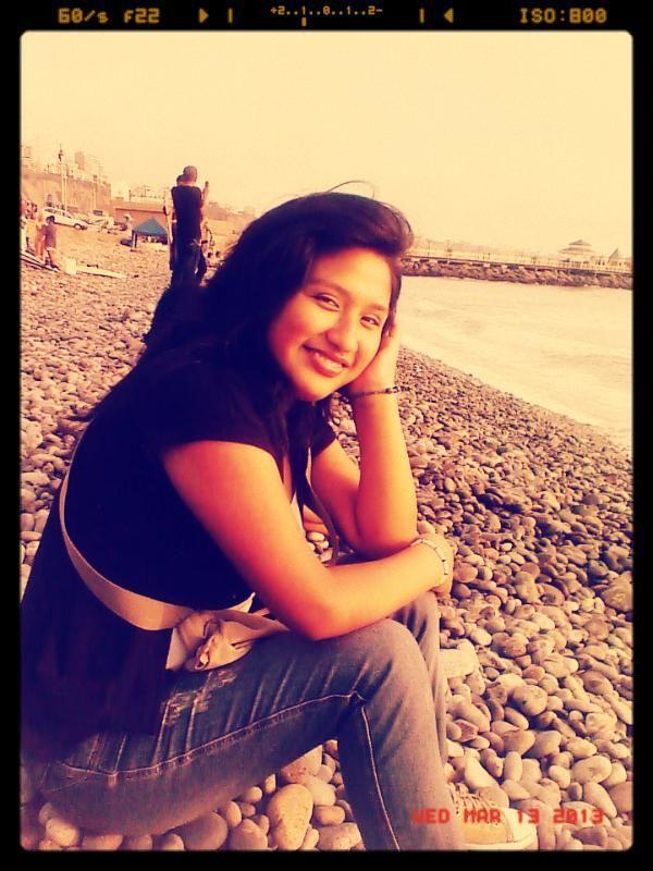 Me Encanta La Playa y Todo lo Que Perú me Puede Ofrecer!