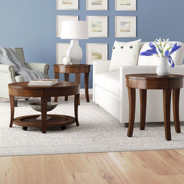 Locke 3 Piece Coffee Table Set In 2020 Living Room Table Sets Coffee Table Transitional Coffee Tables #three #piece #living #room #table #set