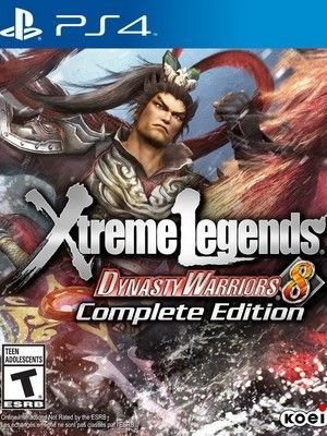 Dynasty Warriors 8: Xtreme Legends Complete Edition, worth the buy