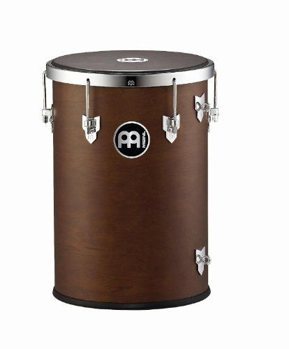 Meinl Percussion REB1218AB-M Hand Drum - African Brown by Meinl Percussion. $169.99. The Rebolo is a Brazilian ensemble drum with warm, deep tones. It comes with a Napa head and is usually played in the seated position.. Save 38%!