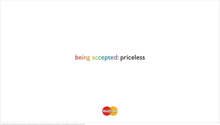 Mastercard rebondit sur l'adoption du mariage gay ...