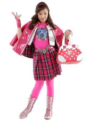 A personagem Maria Joaquina faz sucesso e lança moda entre o público infantil.