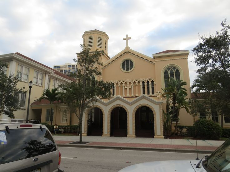 17 best images about chapels and churches on pinterest - St patrick s church palm beach gardens ...