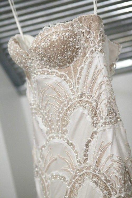 J'aton Couture - Strapless - Ivory - Size 8 wedding dress for sale in Shepparton, Victoria   Still White Australia