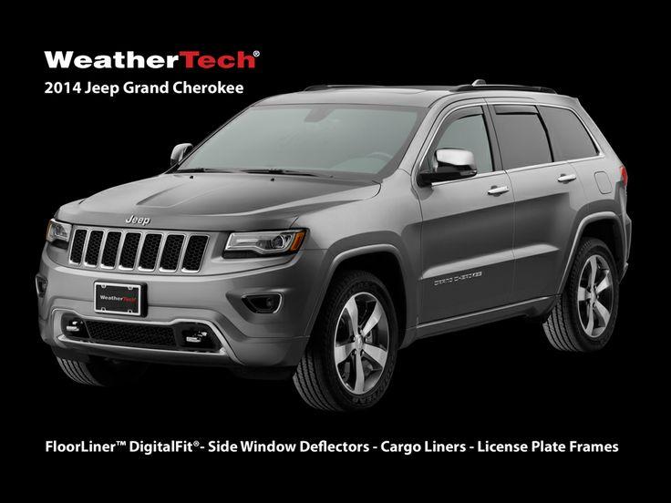 jeep grand cherokee weathertech review