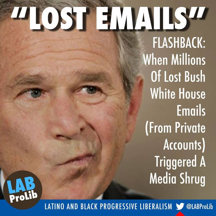 Even for a Republican White House that was badly stumbling through George W. Bush's sixth year in office, the revelation on April 12, 2007 was shocking. Responding to congressional demands for emails in connection with its investigation into the partisan firing of eight U.S. attorneys, the White House announced that as many as five million emails, covering a two-year span, had been lost. ~