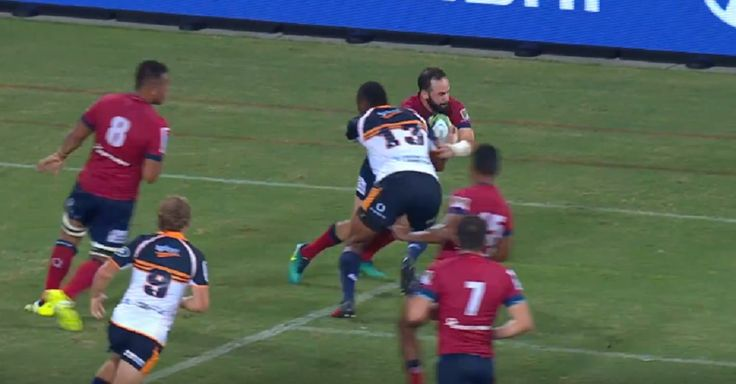 Super Rugby highlights: Reds 18-19 Brumbies  It's not going to go down as the most memorable Super Rugby match ever, but the Reds earned themselves a very useful win over the Brumbies on Friday. Watch the highlights here. https://www.thesouthafrican.com/super-rugby-highlights-reds-18-19-brumbies-video/