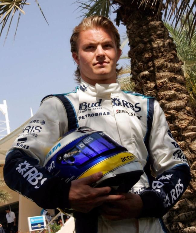 Sein erstes Rennen als Formel-1-Pilot fuhr Rosberg am 09. März 2009 beim Großen Preis von Bahrain, damals noch für Williams