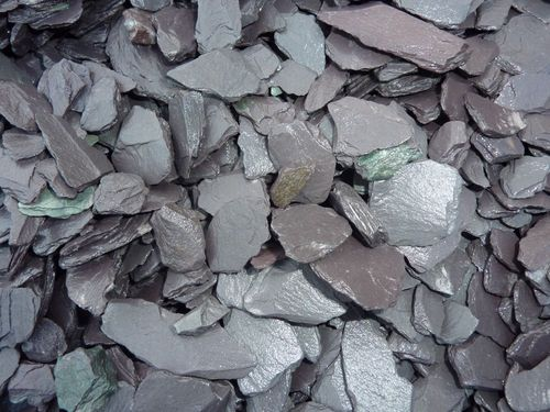 BLUE SLATE CHIPPINGS 20mm BULK BAG AGGREGATE FOR GARDENS | eBay