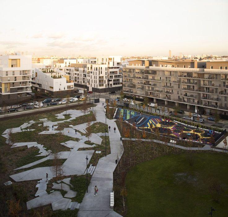 Galería de Jardín de Chausson / Ateliers 2/3/4/ - 9