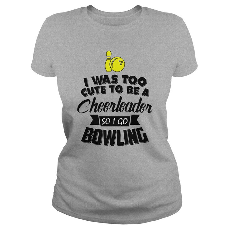 So I Go Bowling Best T-Shirts