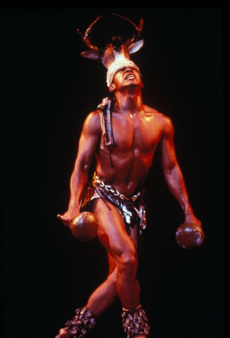 Ballet Folklorico de Mexico, Deer Dance