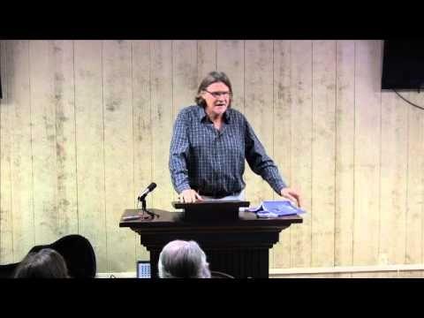 Francois Du Toit - Session 4 - Where Grace Meets 2013