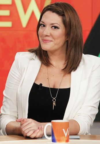 It's Official!: Michelle Collins Replaces Rosie Perez as New Co-Host on 'The View'
