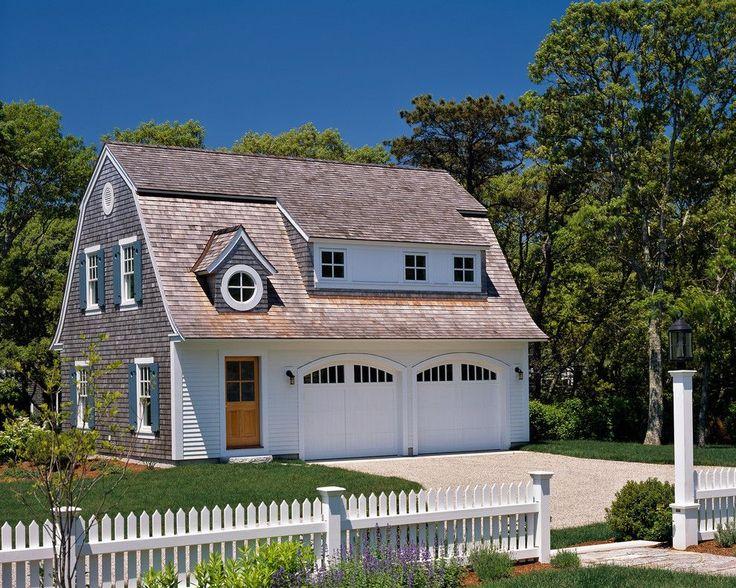 Проекты домов с гаражом под одной крышей: 70+ готовых ...