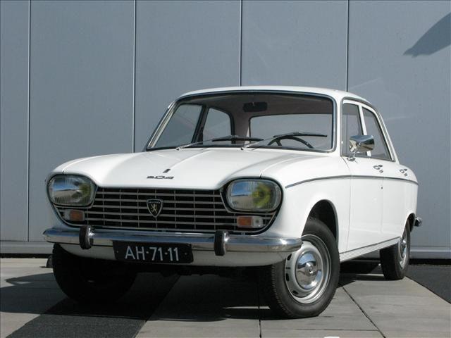 Peugeot 204 1968