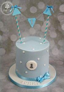 The 25 best Boys first birthday cake ideas on Pinterest Boy