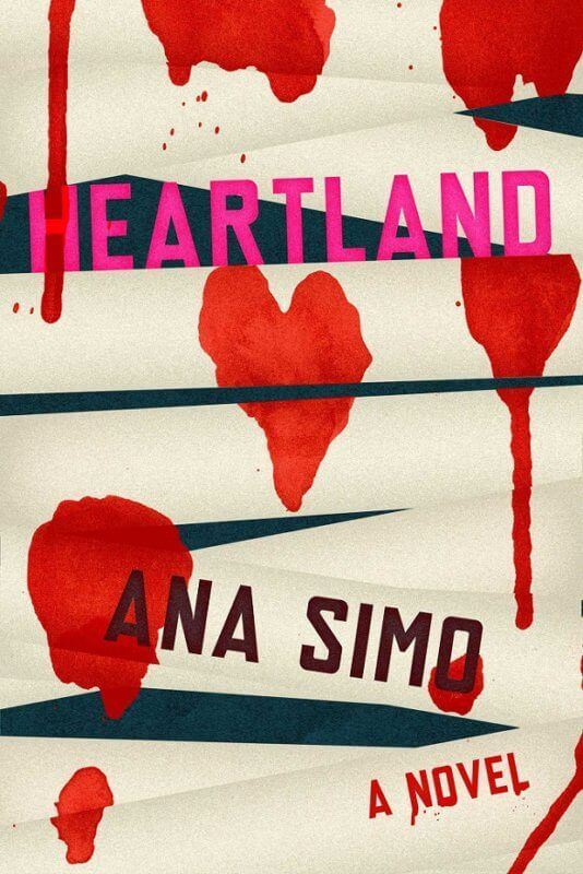 Heartland by Ana Simo [in Booklist] | BookDragon