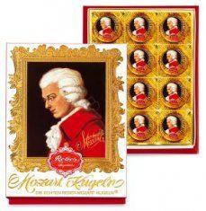 Mozart Kugeln Portret Barok 240 g - art. 356
