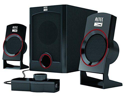 altec lansing pc speaker