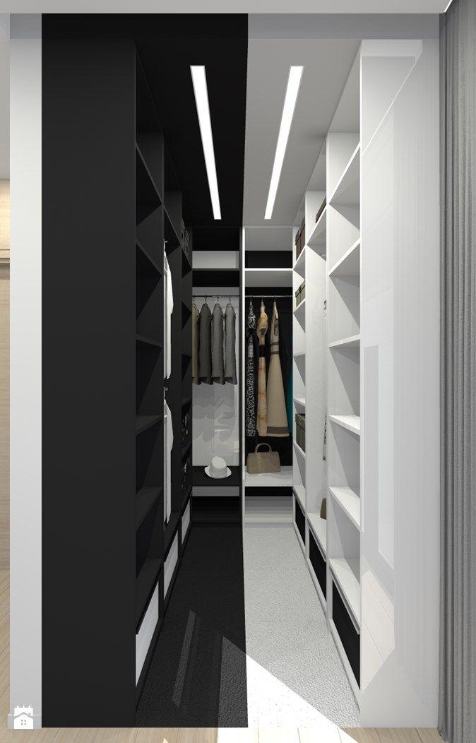 Garderoba styl Nowoczesny - zdjęcie od PR Architects PALA&RODEK - Garderoba - Styl Nowoczesny - PR Architects PALA&RODEK