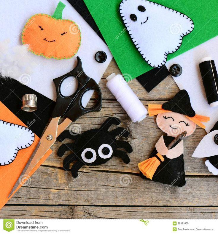 Gevoeld Speelgoed Voor Halloweende Ontruiming Van Het