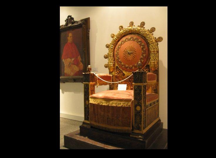 Resultado de imagem para trono Museu de Arte Sacra - Catedral Metropolitana de São Sebastião