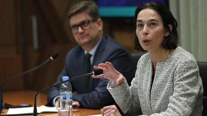 El FMI pide seguridad jurídica para que las empresas puedan despedir y subir el IVA reducido