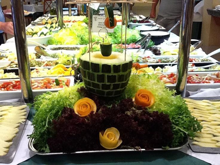 27 best images about decoraci n buffet on pinterest - Decoracion buffet ...