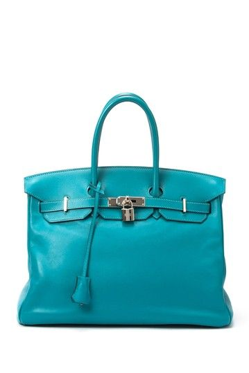 Vintage Hermes Leather Birkin 35 Handbag (Stamp: Square K) by Non Specific on @HauteLook
