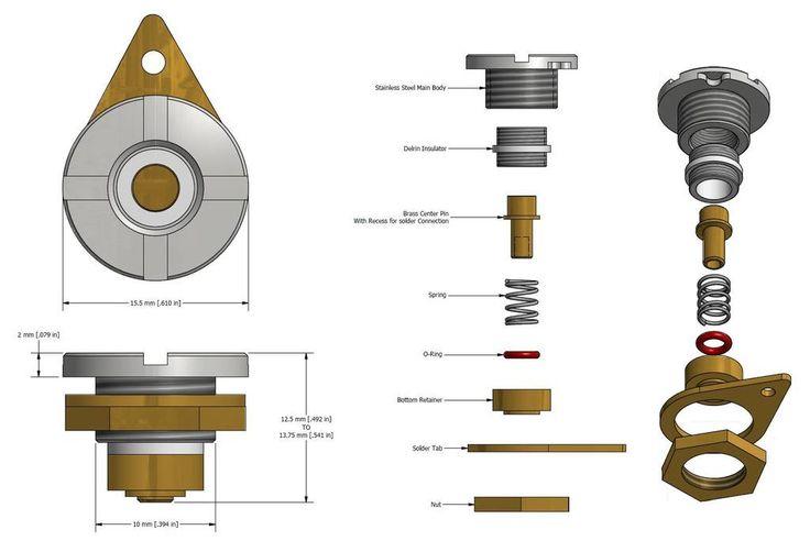 Vape Box Mod Wiring Diagram - Wiring Diagram •