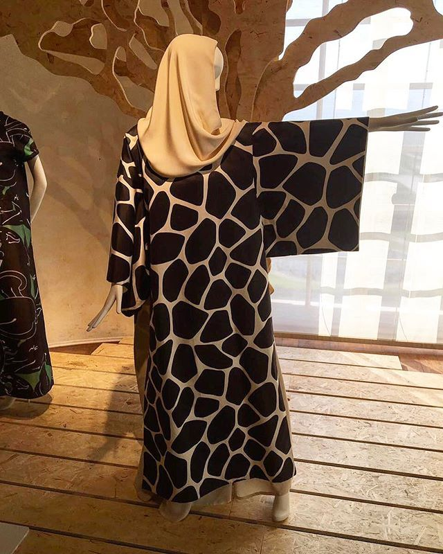 "Il caftano ""Giraffa"" di Valentino 1966. ""Jungle. L'immaginario animale nella moda"" in mostra alla Reggia di Venaria 