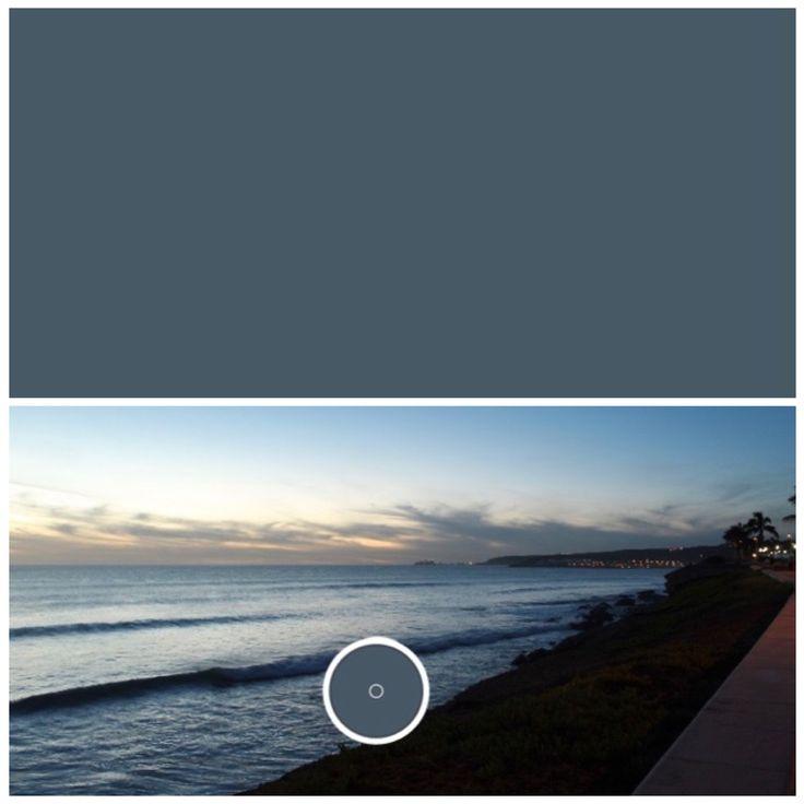 Azul cielo 4 #4A708B