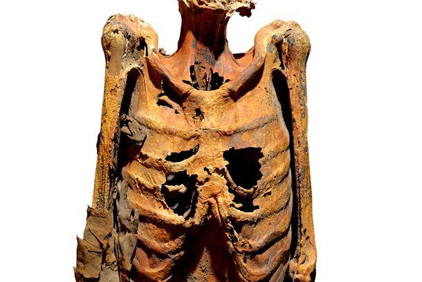 Egyptische mummie met moderne tatoeages | Historianet.nl