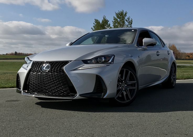 2017 Lexus IS Turbo FSport Confused about what to buy