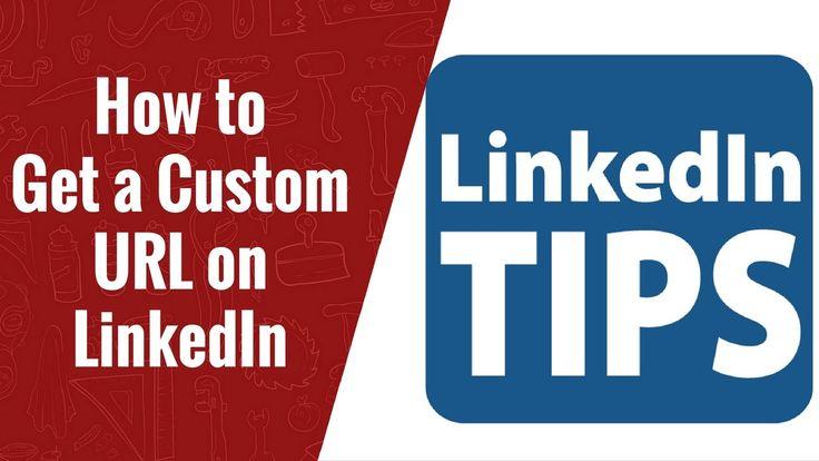 How to Get a Custom URL on LinkedIn