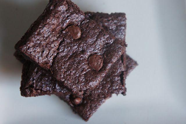 Rezept Glutenfreie Brownies Mit Ol Statt Butter Glutenfreie Brownies Glutenfrei Brownies Ohne Backen