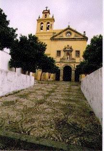 Monumentos en Cordoba (Iglesia de San Cayetano)