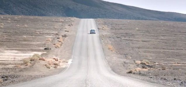 """Read more: https://www.luerzersarchive.com/en/magazine/commercial-detail/mercedes-benz-54398.html Mercedes-Benz  Mercedes-Benz: """"Defying Death Valley""""# The Mercedes Benz B Class with F-Cell technology emits only water vapor. In a death-defying stunt, actress Diane Kruger and her friend drive through Death Valley – with their car's emissions the only source of water. Tags: Jung von Matt, Hamburg,Jonas Keller,Andreas Wagner,Justin Salice-Stephan,Markenfilm,luca Rescheleit,Mercedes-Benz,Holger…"""