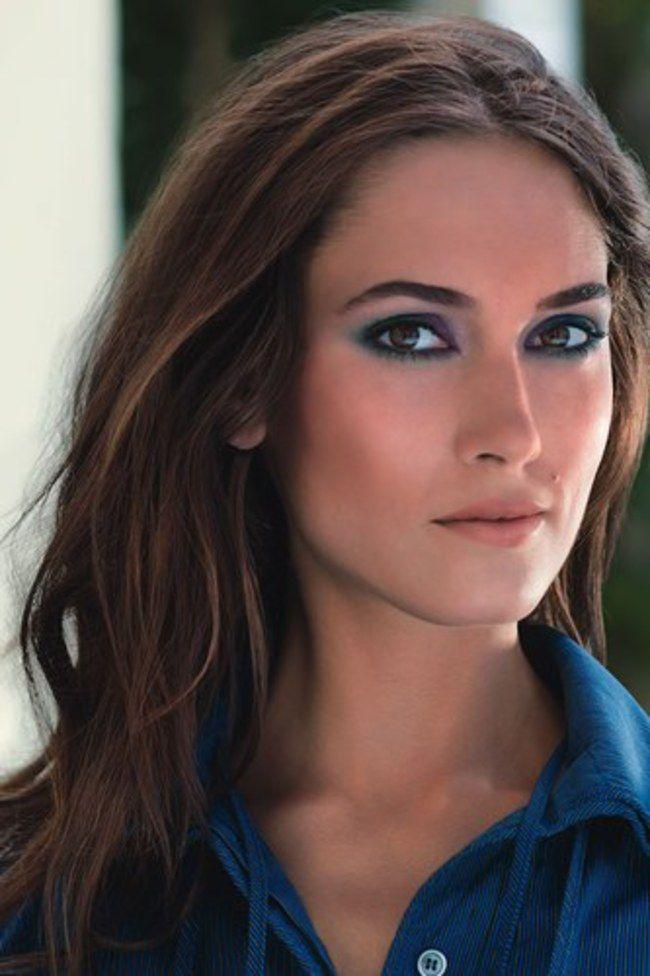 Des idées make-up pour embellir ses yeux marrons