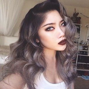 Should show this to my silver-fox husband ;) | 27 Impossibly Pretty Reasons To Go Gray This Summer
