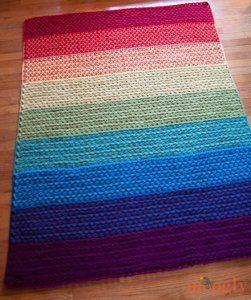 Moroccan Tile Rainbowghan