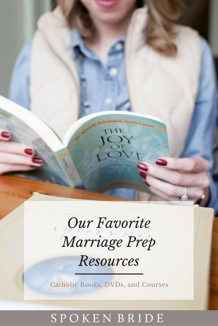 Photo Credit: Meaghan Clare Photography. Elise Crawford shares her favorite resources for marriage preparation.