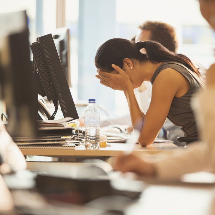 Burnout is more likely when there's a mismatch between your personality and your job description, researchers say. Here's what you can do to handle it. | Health.com