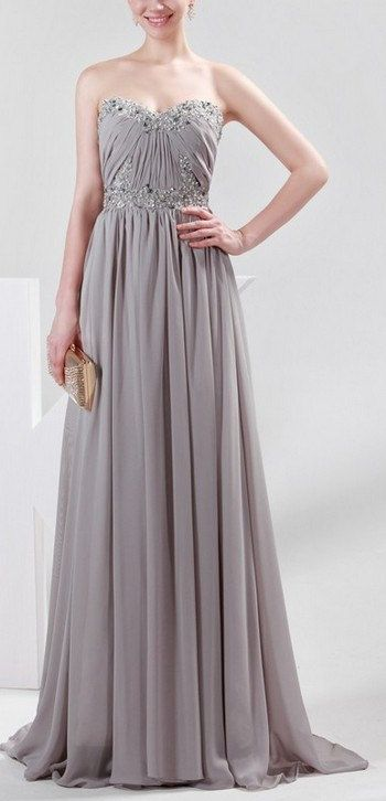 Vestidos de Dama de honor de boda Maxi largo por Perfectdresses