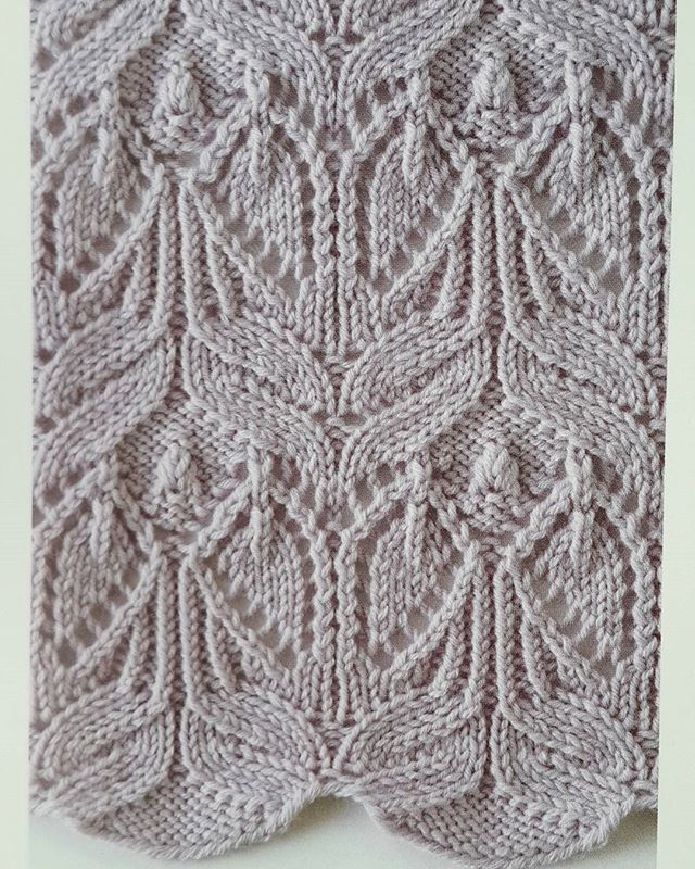 714 best images about ??????? on Pinterest Lace knitting stitches, Crochet ...