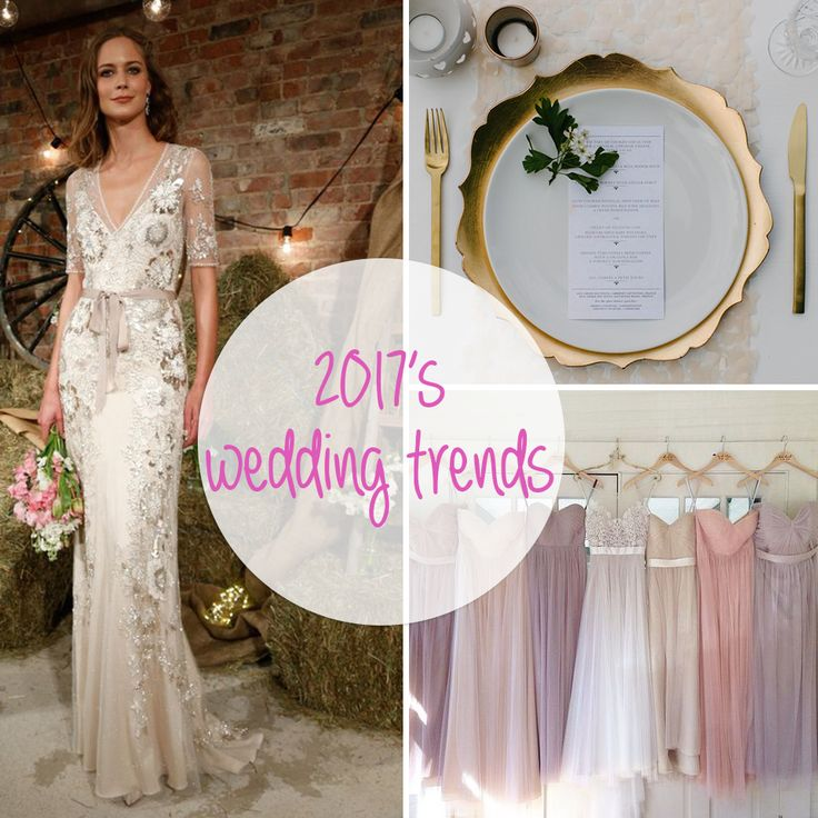 It's a new year and with that brings a whole new host of trends in the wonderful world of weddings. What should you expect to see this year? Head over to our blog & check out our new post with all the details: bit.ly/2hLnAPK