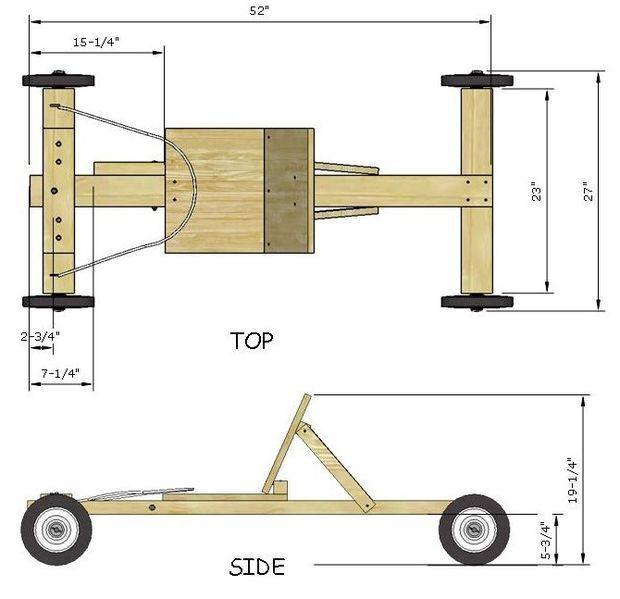Easy Soap Box Derby Car Build | - 35.1KB